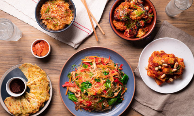 Free Korean Meal Kit (straight to your door!)