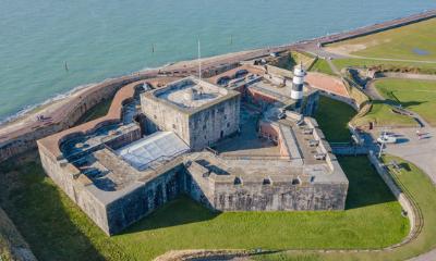 Southsea Castle | Portsmouth, Hampshire