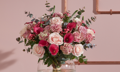 Win a Year's Supply of Flowers From Haute Florist
