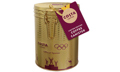Free Costa Olympic-Edition Canister