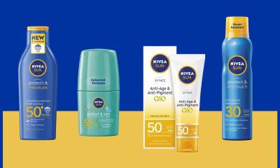 Free NIVEA Sun Cream