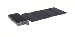 Win a Solar Panel Portable Phone Charger