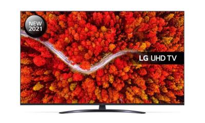 Free LG 50-Inch Smart TV - Last Chance!