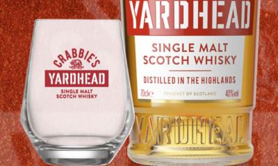 Free Crabbie's Whisky Glass