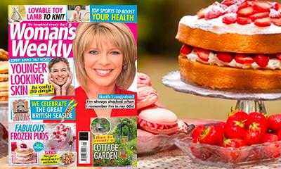 Free Woman's Weekly Magazine Voucher