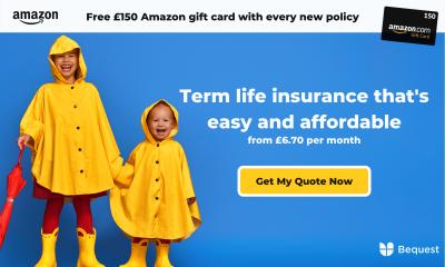 Free £150 Amazon Gift Card