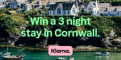 Win a Three Night Stay In Cornwall