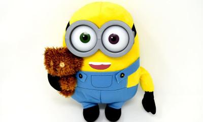 Free Minions Cuddly Toy