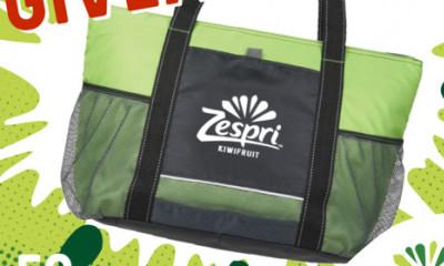 Free Cool Bag from Zespri