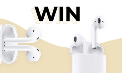 Win Apple Airpods (worth £125)