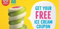 Free Walls Ice Cream - 10,000 Available!