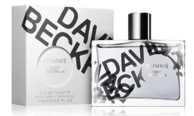 Free David Beckham Aftershave