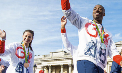Free Team GB Homecoming Tickets