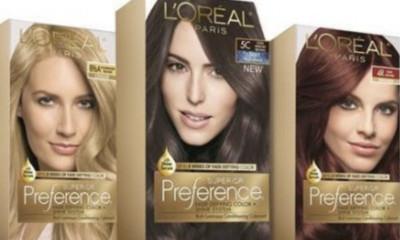 Free L'Oréal Hair Dye