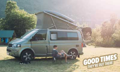 Win a Campervan Holiday