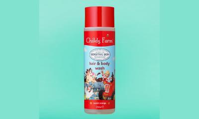 Free Childs Farm Hair & Body Wash