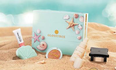 Free Glossybox Beauty Box Worth Over £50