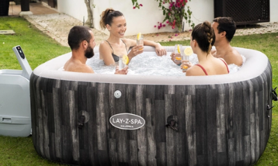Win a Lay-Z Spa Bundle (worth over £2,000)