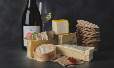 Win a Cheese & Wine Selection