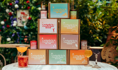 Win the Whole Cocktails By Candlelight Range (worth £360)