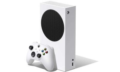 Free Xbox Series S