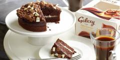 Free Galaxy Cake