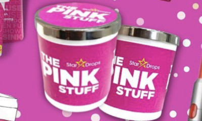 Free The Pink Stuff Candle (Limited Edition)