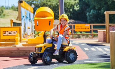 Win a Family Ticket to Adventure Land