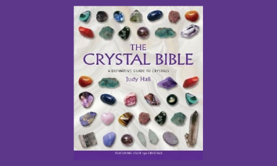 Free Copy of 'The Crystal Bible: A Definitive Guide to Crystals'
