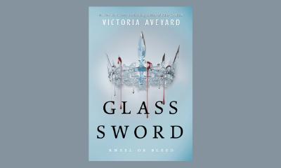 Free Copy of 'Glass Sword'