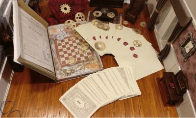 Free 'Escaping Wonderland' Puzzle Box