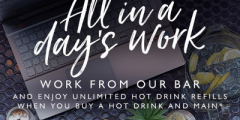 Unlimited Hot Drink Refills