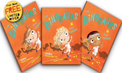 Free Personalised Kid's Storybook - Limited Time Only