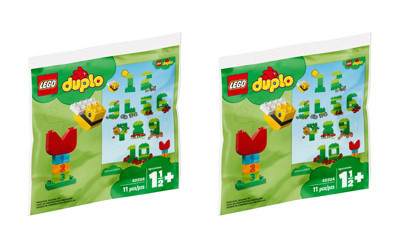 Free Duplo Sets from LEGO