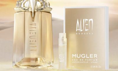Free Alien Perfume from Mugler
