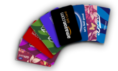 Free Gift Cards for Talking about TV Shows