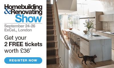 Free Homebuilding & Renovating Show Tickets