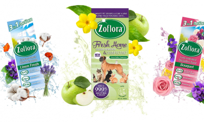 Free Bottle of Zoflora