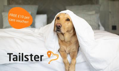 Free £10 Pet Care Voucher