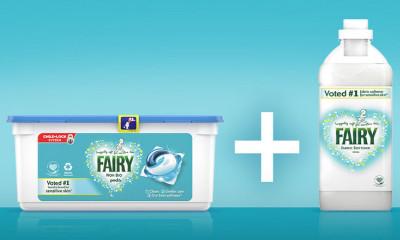Free Fairy Laundry Duo