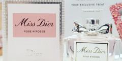 Free Dior Perfume
