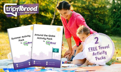 Free Kids Activity and Crafts Packs