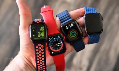 Free Apple Watch 6