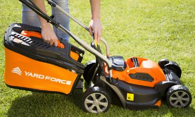 Win a Cordless Lawnmower
