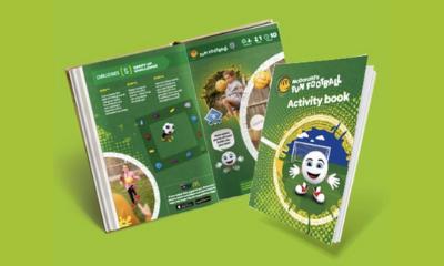 Free McDonald's Kids Activity Book