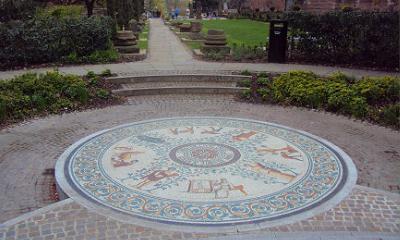 Roman Gardens | Chester, Cheshire