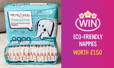 Win Premium Eco-Nappies (Worth £150!)
