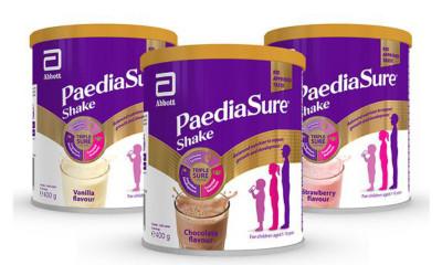 Free PaediaSure Milkshake for Kids