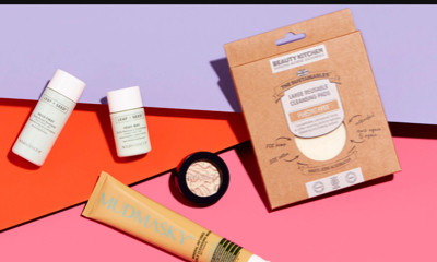 Free Beauty Box from OK! worth Over £80