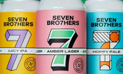 Win a Year's Supply of Beer from Seven Bro7hers